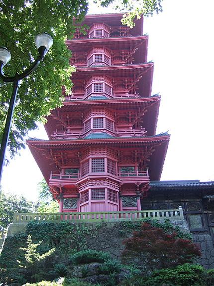 Giardini giapponesi la tour japonaise bruxelles for Giardini giapponesi milano