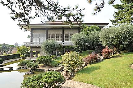 Giardini giapponesi l 39 istituto giapponese di cultura roma for Giardini giapponesi milano