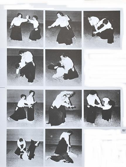 Aikido tecniche illustrate
