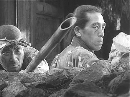 Risultati immagini per i sette samurai foto